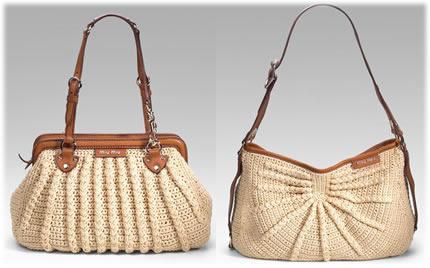 Miu Miu Crochet Bags