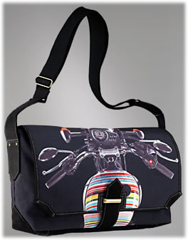Paul Smith Triumph Messenger Bag