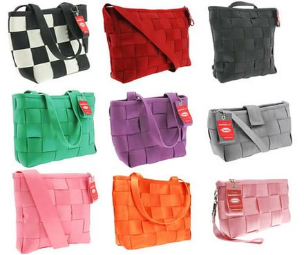 The Original Seatbelt Bags