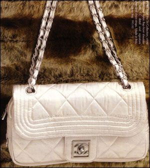 Chanel Nylon Sports Bag