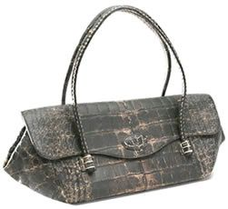 Tods Genuine Croc Handbag