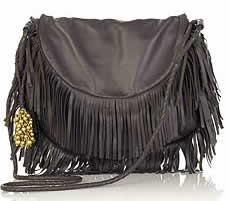 Antik Batik Juddy Fringed Bag