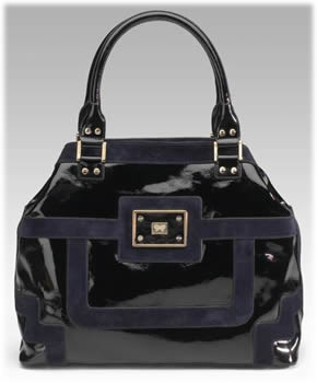Anya Hindmarch Bogart Leather Tote