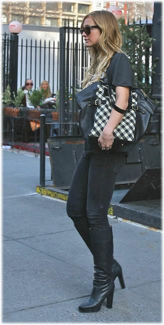 Ashlee Simpson Handbag Style 1