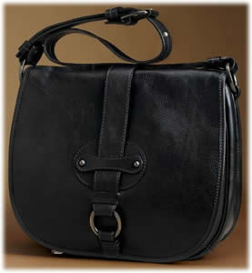Banana Republic Chatham Large Saddle Bag