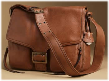 Banana Republic Sandhurst Saddle Bag