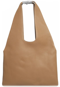 Barneys New York Sac Bag with Bamboo Detail