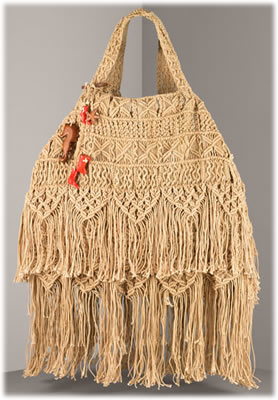 Binetti Crochet Bag