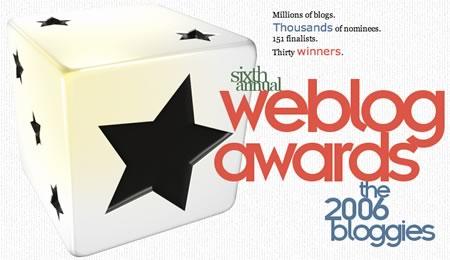 2006 Bloggie Awards