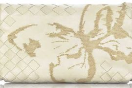 Bottega Veneta Butterfly Clutch
