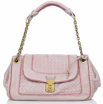Bottega Veneta Chain Handle Bag
