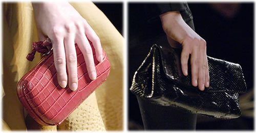 Bottega Veneta Fall Winter Bags 2007