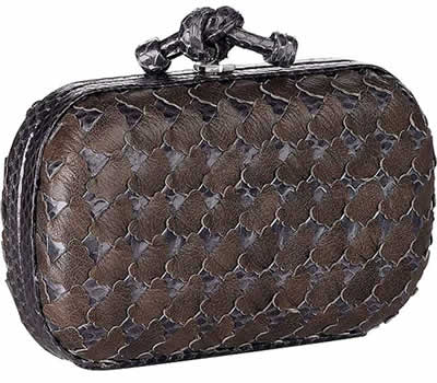62aa565e05c9 Bottega Veneta Knot Clutch - PurseBlog