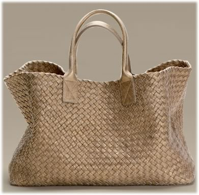 Bottega Veneta Large Cabat