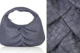 Bottega Veneta Ruched Shoulder Bag
