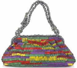 Bottega Veneta Limited Edition Snakeskin Bag