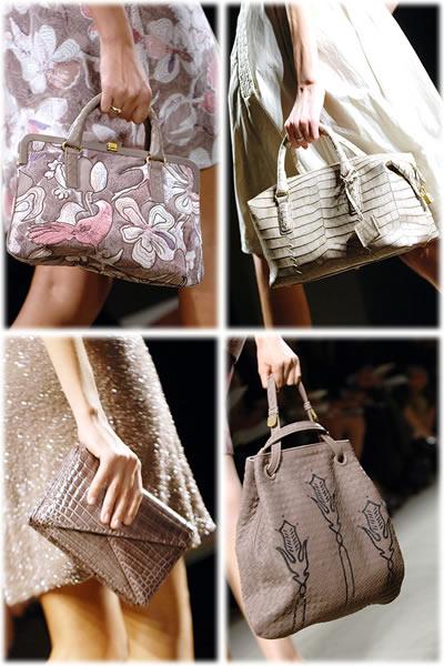 Bottega Veneta Spring 2007 Handbags