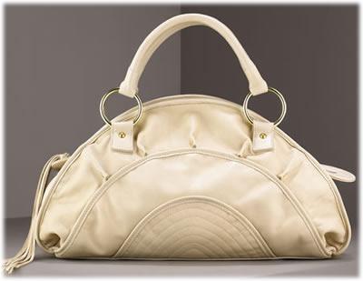 Bulga Leather Satchel