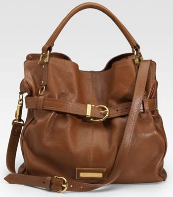 c11e1cdb721 Burberry Belted Leather Tote - PurseBlog