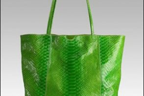 Carlos Falchi Small Shopping Tote
