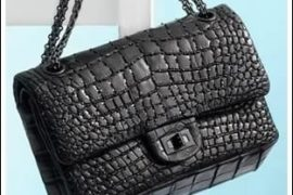Chanel Classic Flap in Alligator