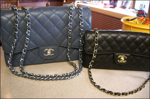 b2e9cc58b4cda3 Chanel Classic Flap Bag vs. Reissue 2.55 - PurseBlog