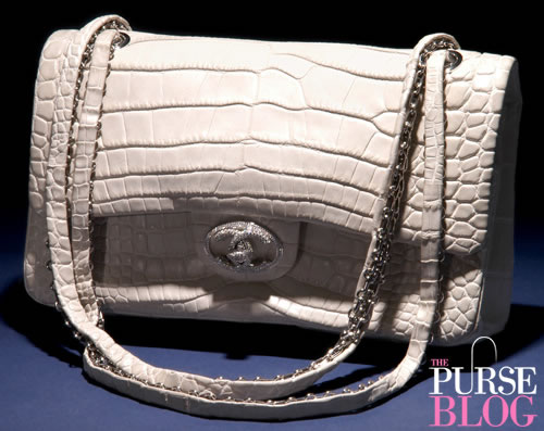 bb316da60e26fa Exclusive: Chanel Diamond Forever Classic Bag - PurseBlog