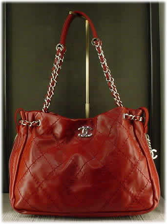 chanel expandable tote bag