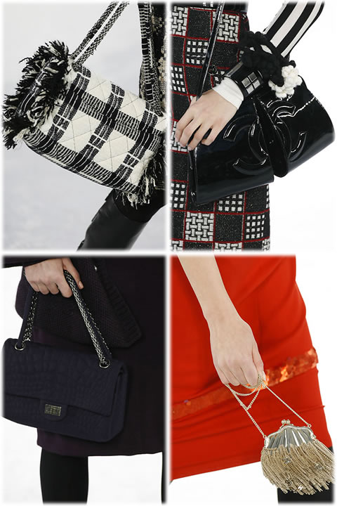 Chanel Fall 2007 Handbags 1