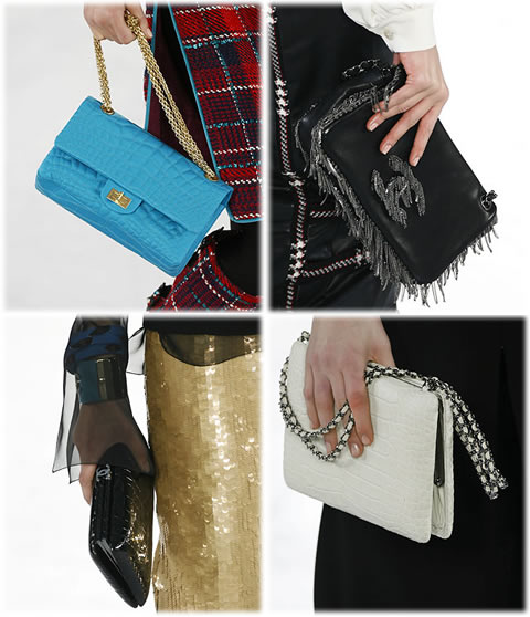 Chanel Fall 2007 Handbags 2