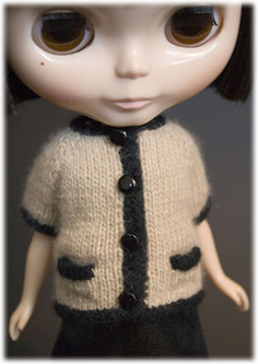 Chanel For Blythe Dolls