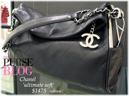 Chanel Ultimate Soft Medium Handbag
