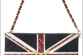 Chanel Union Jack Quilted Bag