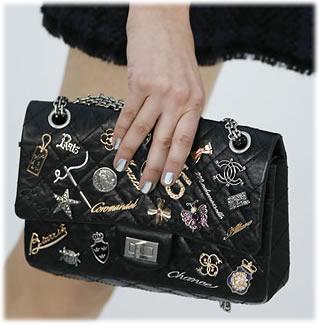 Chanel Charm 2.55 Handbag Spring 2007
