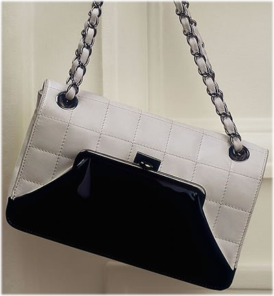 Chanel Quited Lambskin Shoulder Bag