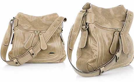 Chloe Bay Shoulder Bag