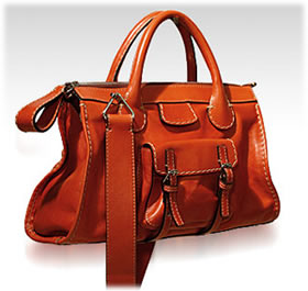 Chloe Edith Messenger Handbag