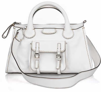 Chloe Edith Tote with Shoulder Strap