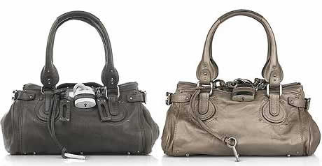 chloe metallic paddington
