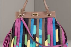 Chloe Transitions Color Block Bag