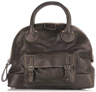 Chloe Large Edith Bowling Bag
