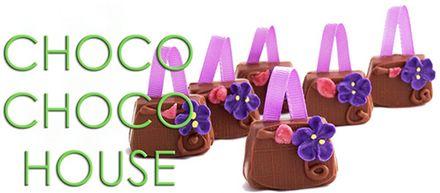 Choco Choco House Chocolate Purses