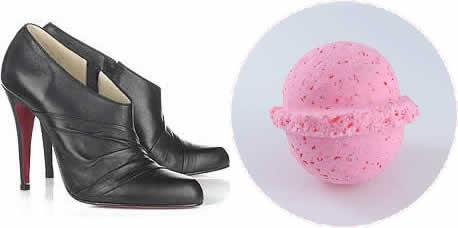 Christian Louboutin Metallika Shoe Boots
