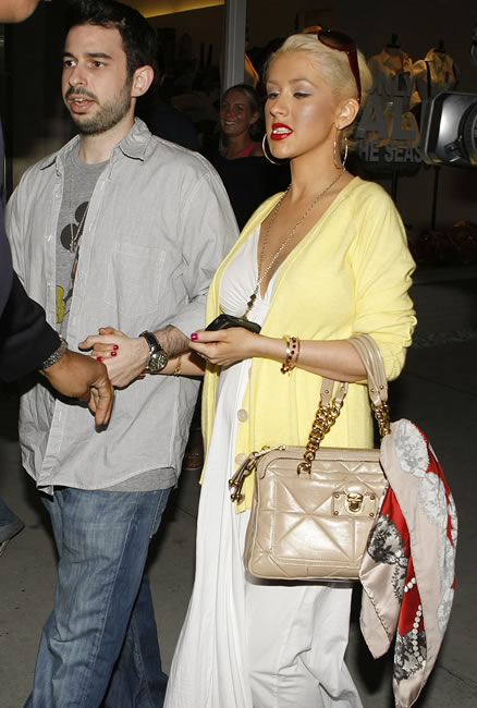 Christina aguilera marc jacobs bag2