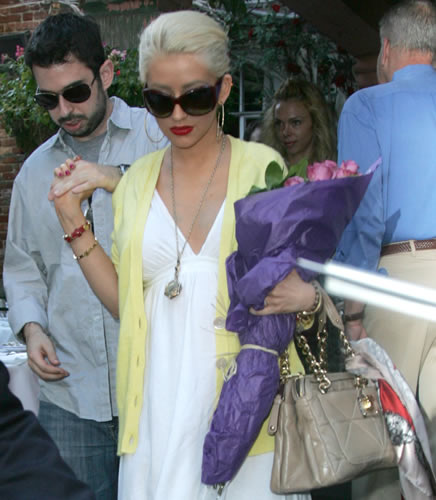 Christina aguilera marc jacobs bag3