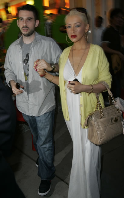 Christina aguilera marc jacobs bag4
