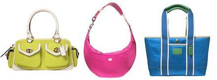 Coach Handbags Spring Collection