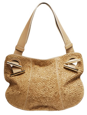 Devi Kroell Nile Perch Shoulder Bag