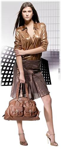 Dior My Dior Large Pockets Handbag Model