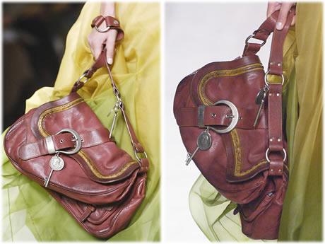 Christian Dior Spring 2006 Bag Preview